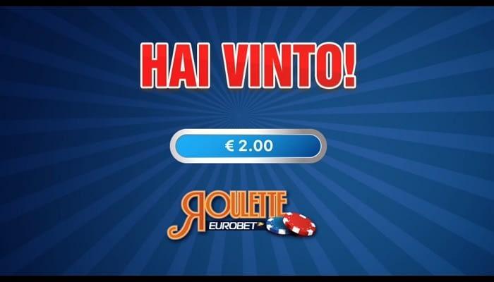Bonus app mobile Eurobet