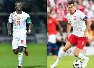 Il pronostico Polonia - Senegal
