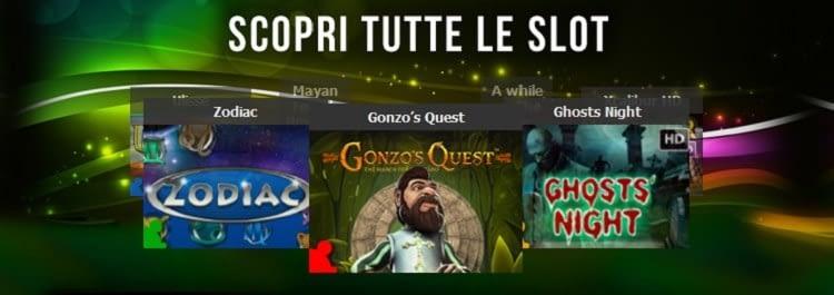 Centro scommesse Elite Games