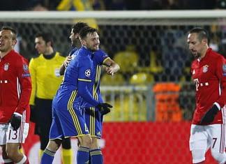 Pronostico FC ROSTOV - BAYERN MONACO