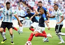 Pronostico FRANCIA - ARGENTINA